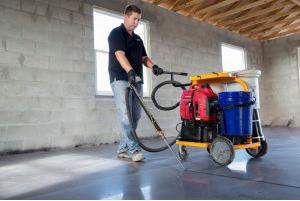 Portable Concrete Crack Sealer