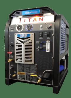 TITAN 325 lean left