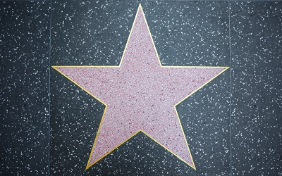 Terrazzo - Hollywood Walk of Fame