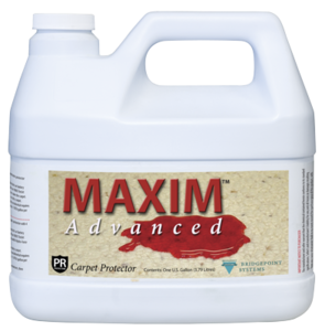 maxim advanced carpet protector